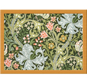 Castle Melamine William Morris Golden Lily Lap Tray